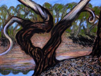 BESIDE-THE-DRYING-RIVER artwork