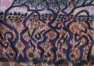 DANCE OF THE DROUGHT SURVIVORS artwork